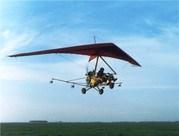 Авіахімобробка мотодельтапланом гвинтокрилом